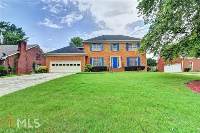 632 Antietam Drive, Stone Mountain, GA 30087 (MLS #8623112) :: Buffington Real Estate Group