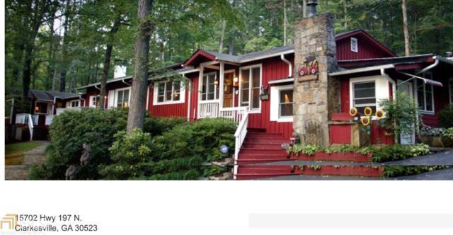 15668 197 North, Clarkesville, GA 30523 (MLS #8623231) :: The Heyl Group at Keller Williams