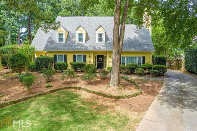 805 Bedford Oaks Dr, Marietta, GA 30068 (MLS #8623318) :: Buffington Real Estate Group
