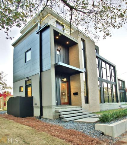 575 Highland Ave, Atlanta, GA 30312 (MLS #8623340) :: The Heyl Group at Keller Williams