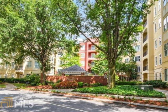 11 Perimeter Center #1101, Dunwoody, GA 30346 (MLS #8623491) :: Athens Georgia Homes