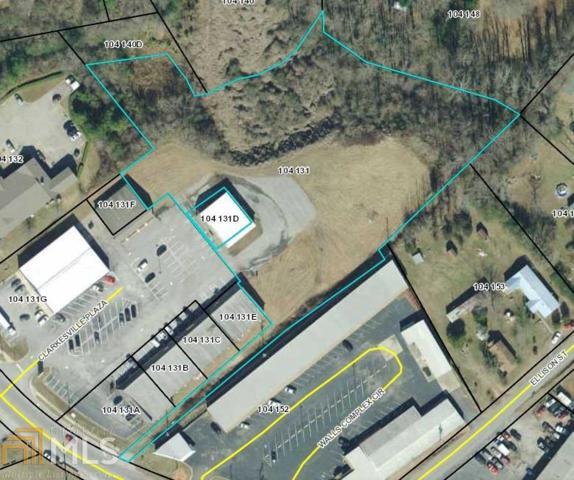 0 Clarkesville Plaza, Clarkesville, GA 30523 (MLS #8623503) :: The Heyl Group at Keller Williams