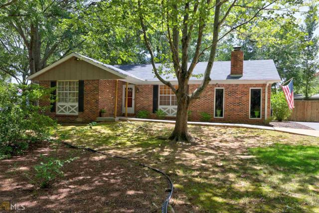 42 Parker Drive, Mcdonough, GA 30253 (MLS #8623525) :: The Durham Team