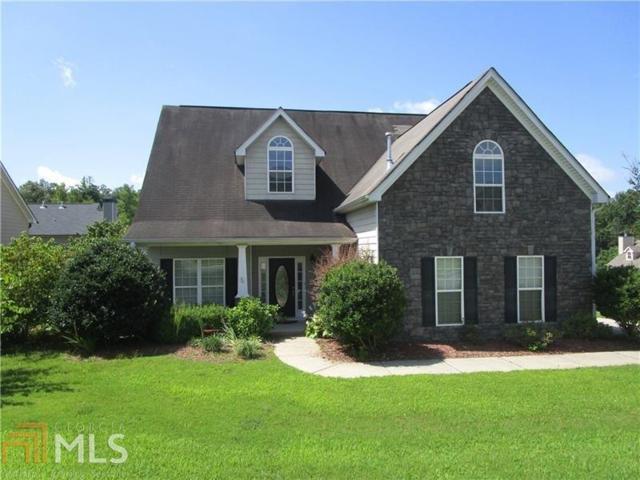 45 Peregrine, Dawsonville, GA 30534 (MLS #8623555) :: Athens Georgia Homes