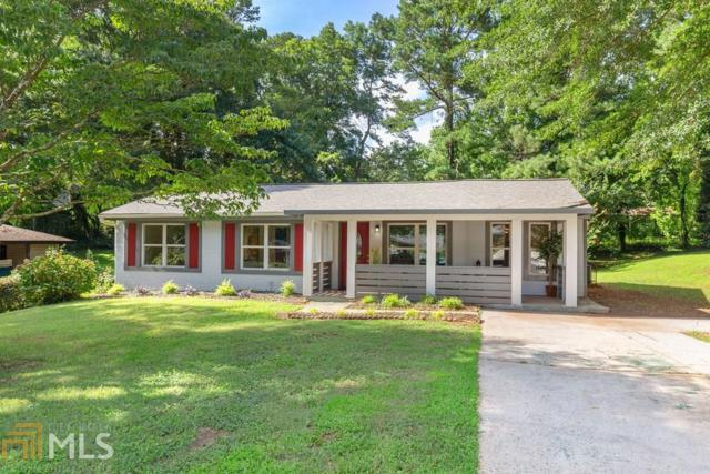 3472 Longleaf Dr, Decatur, GA 30032 (MLS #8623574) :: The Realty Queen Team