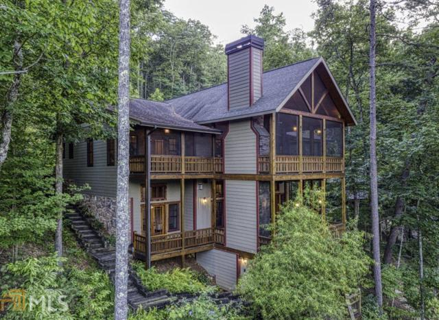 34 Tall Timber Ln, Blue Ridge, GA 30513 (MLS #8623642) :: The Heyl Group at Keller Williams