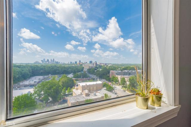 2479 Peachtree Rd #1106, Atlanta, GA 30305 (MLS #8623873) :: Rettro Group