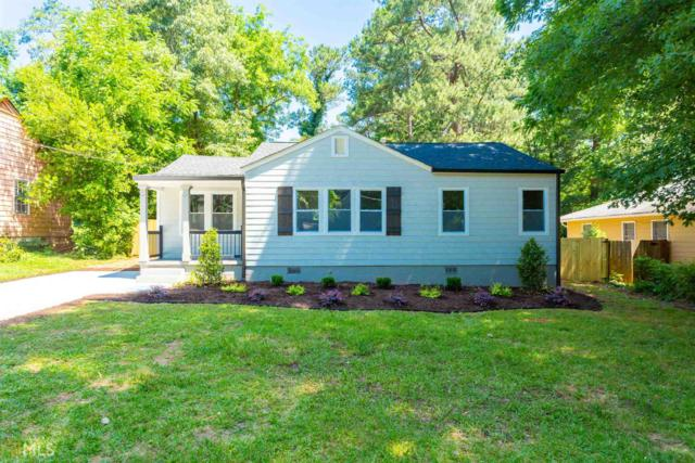 3426 Glen Rd, Decatur, GA 30032 (MLS #8624119) :: The Realty Queen Team