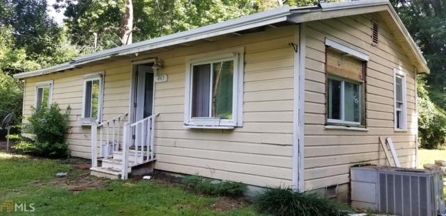 443 Spring Street, Griffin, GA 30223 (MLS #8624185) :: Athens Georgia Homes