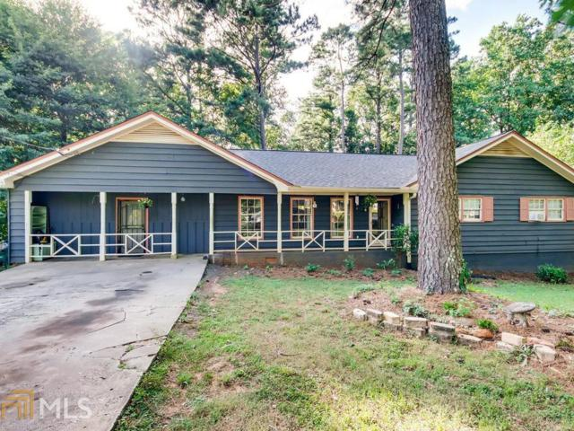 463 Baltimore Ave, Lilburn, GA 30047 (MLS #8624211) :: Buffington Real Estate Group