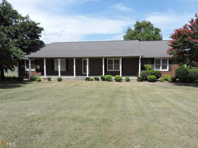 4323 Goldmine Holly Springs Rd, Royston, GA 30662 (MLS #8624222) :: Athens Georgia Homes