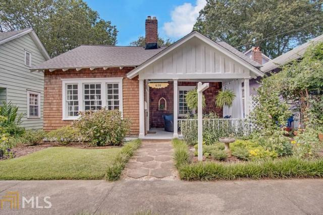 650 Killian Street Se, Atlanta, GA 30312 (MLS #8624293) :: Athens Georgia Homes