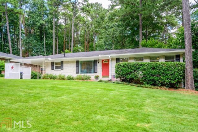 2086 Malabar Drive Ne, Atlanta, GA 30345 (MLS #8624298) :: Buffington Real Estate Group