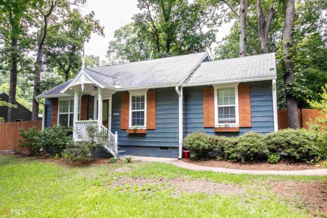 2848 Midway Rd, Decatur, GA 30030 (MLS #8624377) :: Athens Georgia Homes