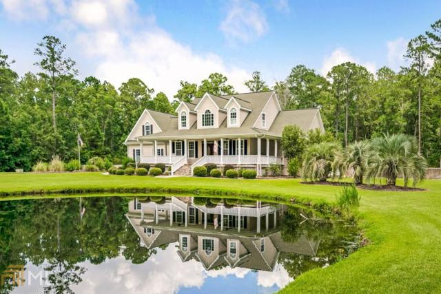 607 Misty Harbor Blvd, Woodbine, GA 31569 (MLS #8624410) :: The Heyl Group at Keller Williams
