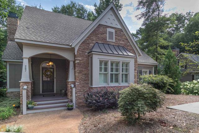 287 White Oak Rd, Pine Mountain, GA 31822 (MLS #8624448) :: Buffington Real Estate Group