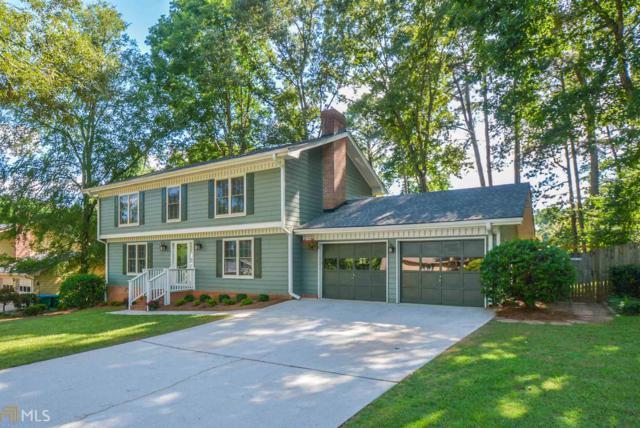 1447 Hickory Dr, Lilburn, GA 30047 (MLS #8624449) :: Buffington Real Estate Group