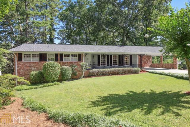 2778 Foster Ridge Road Ne, Atlanta, GA 30345 (MLS #8624461) :: Athens Georgia Homes