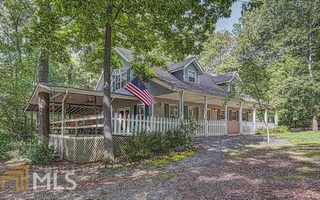 676 Lake Cove Lodge Rd, Blairsville, GA 30512 (MLS #8624594) :: The Heyl Group at Keller Williams