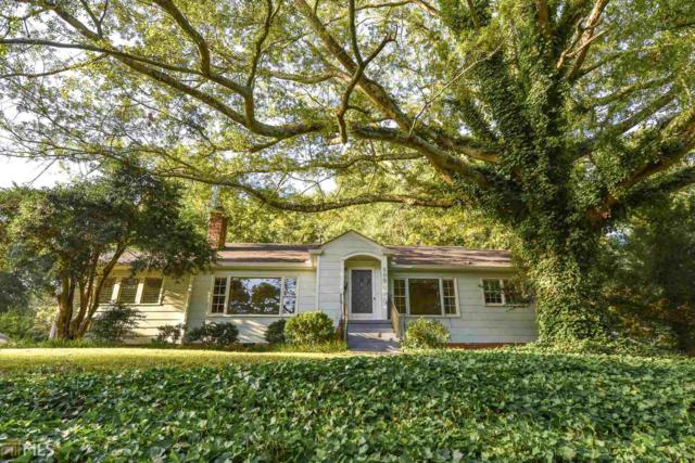 505 Woodlawn Ave, Athens, GA 30606 (MLS #8624598) :: Buffington Real Estate Group