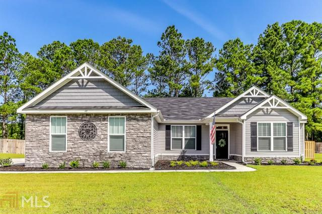 117 Summer Station, Guyton, GA 31312 (MLS #8624658) :: The Heyl Group at Keller Williams