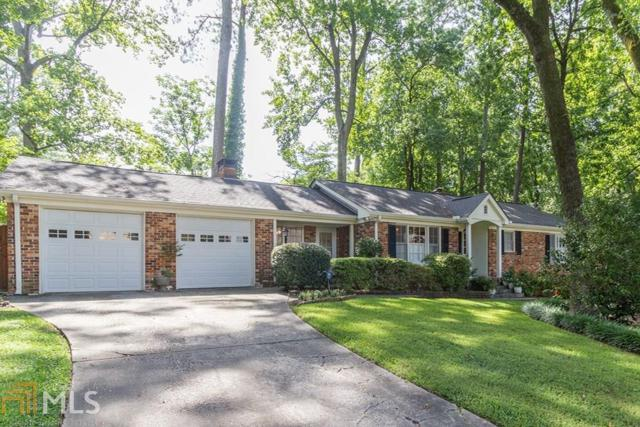 2420 Echo Dr, Atlanta, GA 30345 (MLS #8624696) :: The Heyl Group at Keller Williams