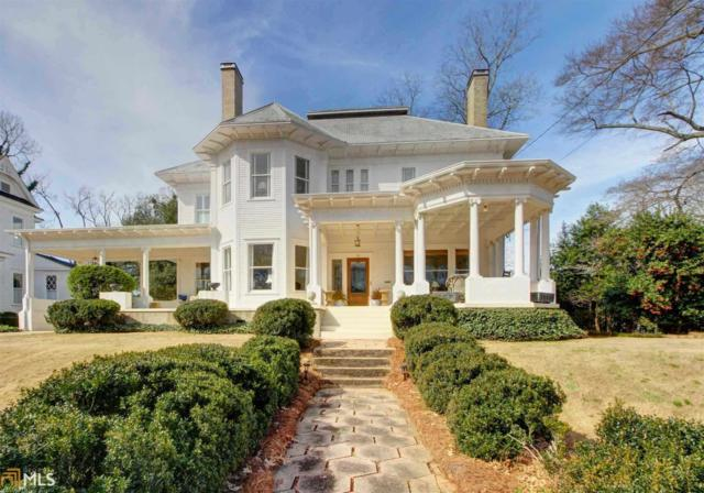 557 S Hill, Griffin, GA 30224 (MLS #8624800) :: Buffington Real Estate Group