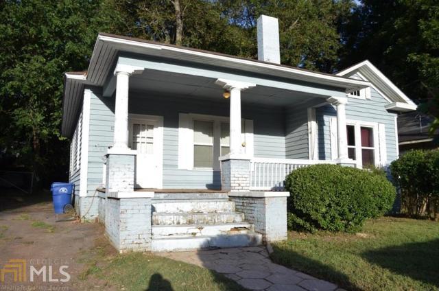 1396 Graham St, Atlanta, GA 30310 (MLS #8624955) :: The Heyl Group at Keller Williams