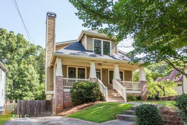 1312 Sargent Ave, Atlanta, GA 30316 (MLS #8625072) :: RE/MAX Eagle Creek Realty