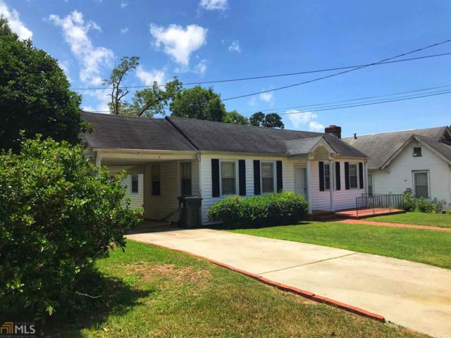 105 High St, Hogansville, GA 30230 (MLS #8625113) :: Buffington Real Estate Group