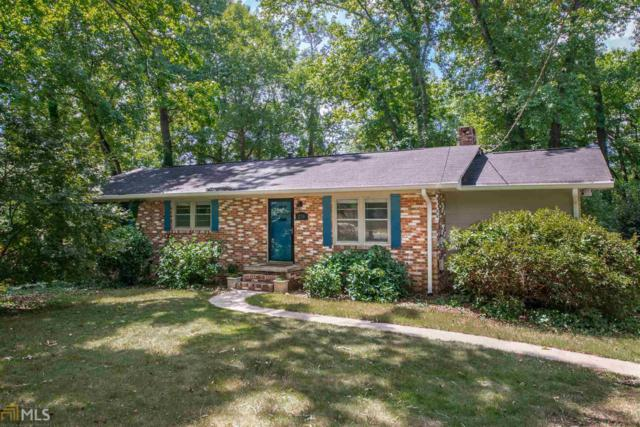 270 Greencrest Dr, Athens, GA 30605 (MLS #8625128) :: Buffington Real Estate Group