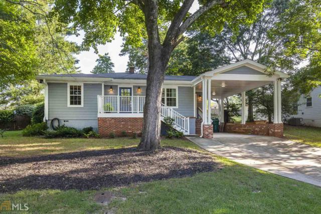 985 Ridgecrest Dr, Smyrna, GA 30080 (MLS #8625251) :: Buffington Real Estate Group