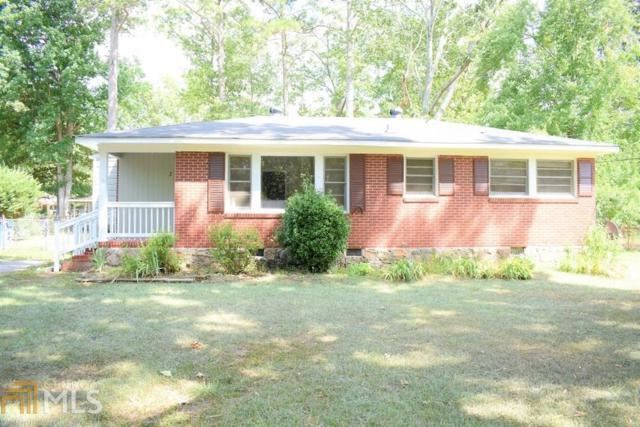 210 Harrison Rd, Rome, GA 30165 (MLS #8625298) :: The Realty Queen Team
