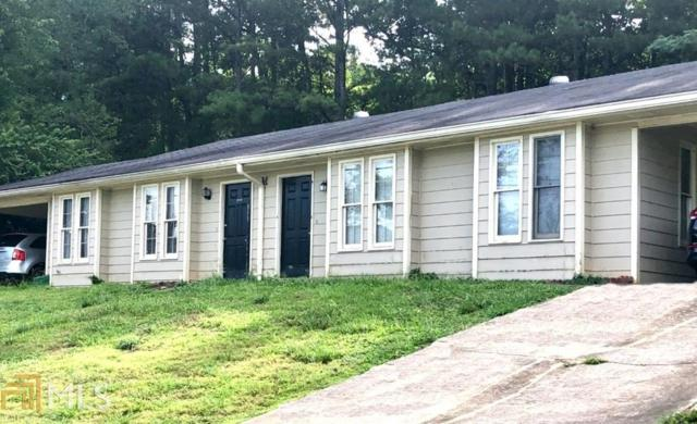 315 Chateau Drive, Rome, GA 30161 (MLS #8625325) :: The Realty Queen Team