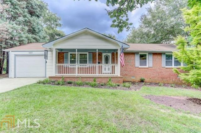 5201 Villa Rica Highway, Dallas, GA 30157 (MLS #8625398) :: The Heyl Group at Keller Williams