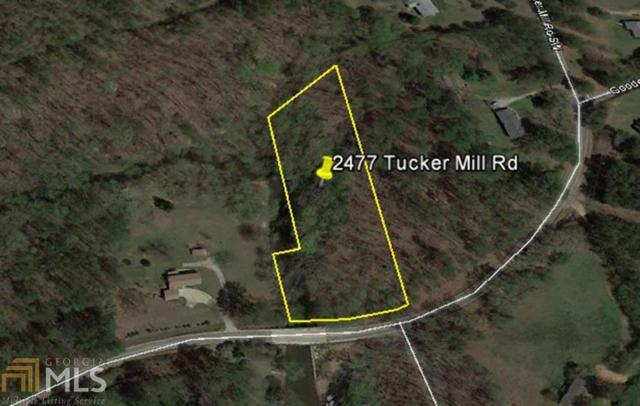 2477 Tucker Mill, Conyers, GA 30094 (MLS #8625505) :: The Heyl Group at Keller Williams