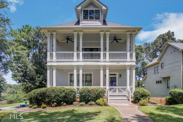 1296 Emerald Ave, Atlanta, GA 30316 (MLS #8625514) :: RE/MAX Eagle Creek Realty