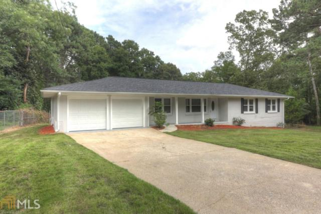 3501 S Sherwood Dr, Smyrna, GA 30082 (MLS #8625519) :: Buffington Real Estate Group
