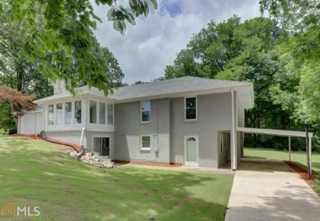 572 N Thomas Ln, Smyrna, GA 30082 (MLS #8625538) :: Buffington Real Estate Group