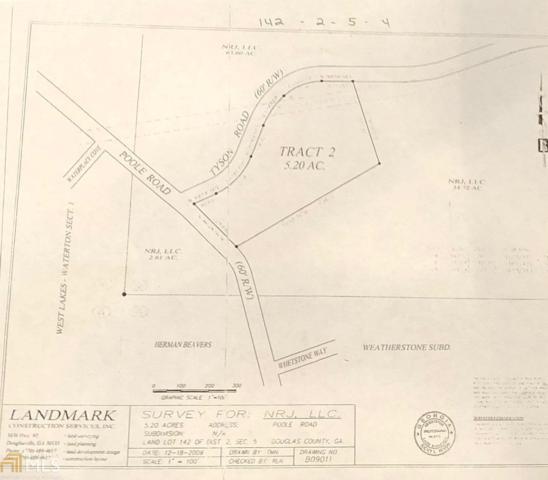 N\A Poole Road, Douglasville, GA 30135 (MLS #8625644) :: Buffington Real Estate Group