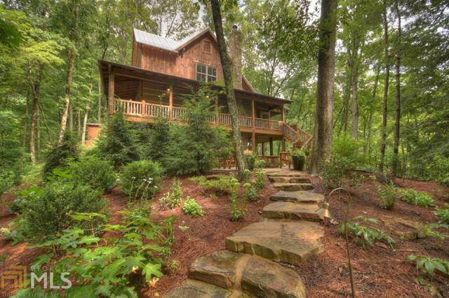 34 Chief Whitetails Rd, Ellijay, GA 30540 (MLS #8625672) :: The Heyl Group at Keller Williams