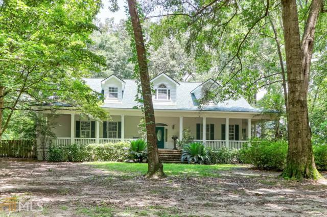 1490 Old Augusta Road, Clyo, GA 31303 (MLS #8625689) :: The Heyl Group at Keller Williams