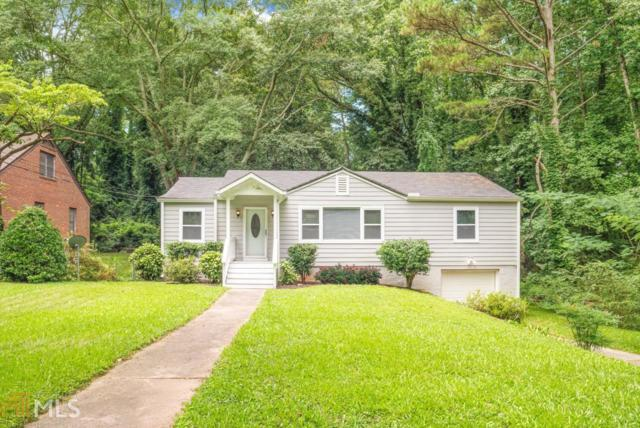 1271 Cahaba Dr, Atlanta, GA 30311 (MLS #8625698) :: Buffington Real Estate Group