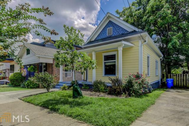 629 Mcgruder Street, Atlanta, GA 30312 (MLS #8625701) :: The Heyl Group at Keller Williams