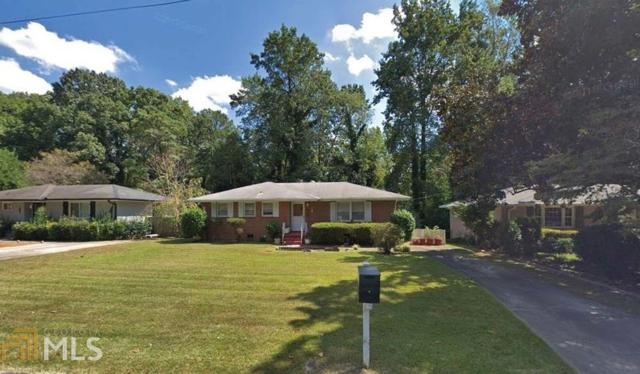 2082 Drew Valley Road Ne, Brookhaven, GA 30319 (MLS #8625706) :: Buffington Real Estate Group