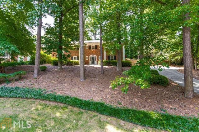 1553 Old Spring House Ln, Dunwoody, GA 30338 (MLS #8625761) :: The Heyl Group at Keller Williams