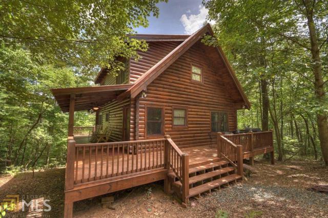228 Trails End Ridge, Ellijay, GA 30540 (MLS #8625922) :: The Heyl Group at Keller Williams