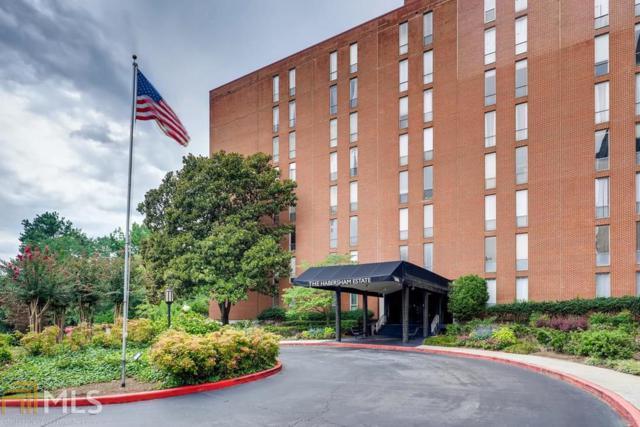 3060 Pharr Court North Nw #613, Atlanta, GA 30305 (MLS #8625984) :: The Heyl Group at Keller Williams