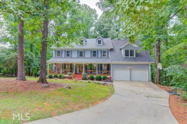 2363 Quilting Bee Cove, Lawrenceville, GA 30044 (MLS #8625995) :: The Realty Queen Team