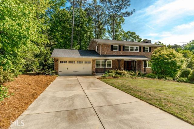 2463 Williamswood Ct, Decatur, GA 30033 (MLS #8626107) :: The Heyl Group at Keller Williams